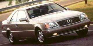 1998 Mercedes-Benz CL Class Photo
