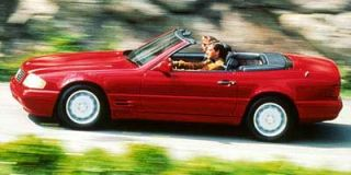 1998 Mercedes Benz SL Class
