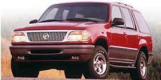 1998 Mercury Mountaineer Photo