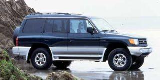 1998 Mitsubishi Montero Photo
