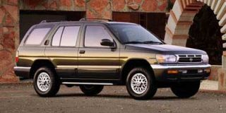 1998 Nissan Pathfinder Photo