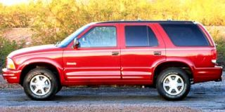 1998 Oldsmobile Bravada Photo