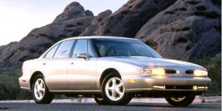 1998 Oldsmobile LSS Photo