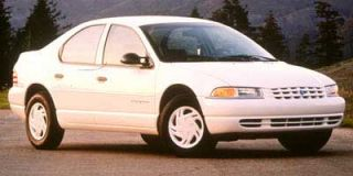 1998 Plymouth Breeze Photo