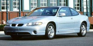 1998 Pontiac Grand Prix Photo