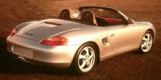 1998 Porsche Boxster Photo