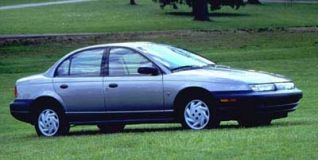 1998 Saturn SL Photo