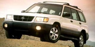 1998 Subaru Forester Photo