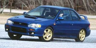 1998 Subaru Impreza Coupe Photo
