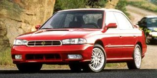 1998 Subaru Legacy Sedan Photo