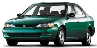 1998 Toyota Corolla Photo
