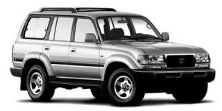 1998 Toyota Land Cruiser Photo