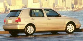 1998 Volkswagen Golf Photo