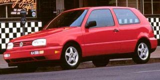 1998 Volkswagen GTI Photo