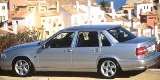 1998 Volvo S70 T5