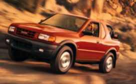 1998 Isuzu Amigo 1