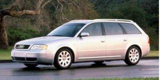 1999 Audi A6 Photo