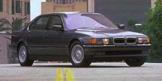 1999 BMW 7-Series Photo