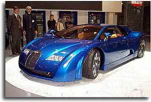 1999 Bugatti Chiron