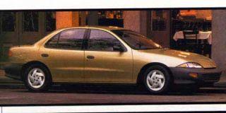 1999 Chevrolet Cavalier Photo