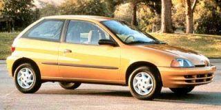 1999 Chevrolet Metro Photo
