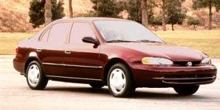 1999 Chevrolet Prizm Photo