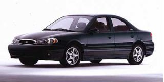 1999 Ford Contour Photo