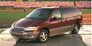 1999 Ford Windstar Wagon Photo