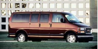 1999 GMC Savana Passenger Photo