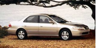 1999 Honda Accord Sedan Photo