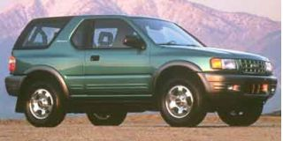 1999 Isuzu Amigo Photo