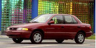 1999 Kia Sephia Photo