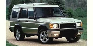 1999 Land Rover Discovery Series II Photo