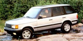 1999 Land Rover Range Rover Photo