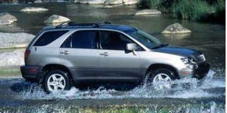 1999 Lexus RX 300 Luxury SUV Photo