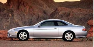 1999 Lexus SC 300 Luxury Sport Coupe Photo