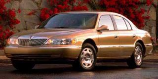 1999 Lincoln Continental Photo