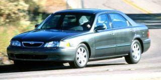 1999 Mazda 626 Photo