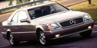 1999 Mercedes-Benz CL Class Photo