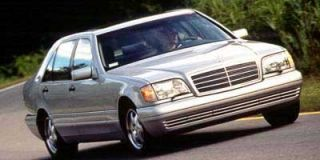 1999 Mercedes-Benz S Class Photo