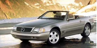 1999 Mercedes-Benz SL Class Photo