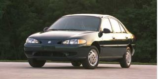 1999 Mercury Tracer Photo