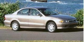 1999 Mitsubishi Galant DE