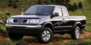 1999 Nissan Frontier 4WD Photo