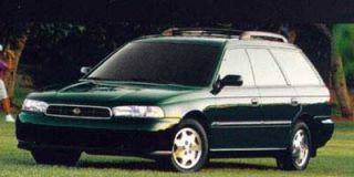 1999 Subaru Legacy Wagon Photo