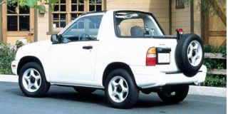 1999 Suzuki Vitara Photo