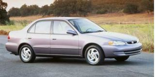 1999 Toyota Corolla Photo