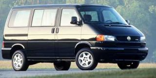 1999 Volkswagen EuroVan Photo