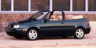 1999 Volkswagen New Cabrio Photo