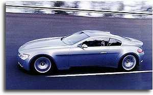 1999 BMW concept Z9